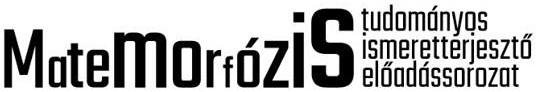 Matemorfózis logó