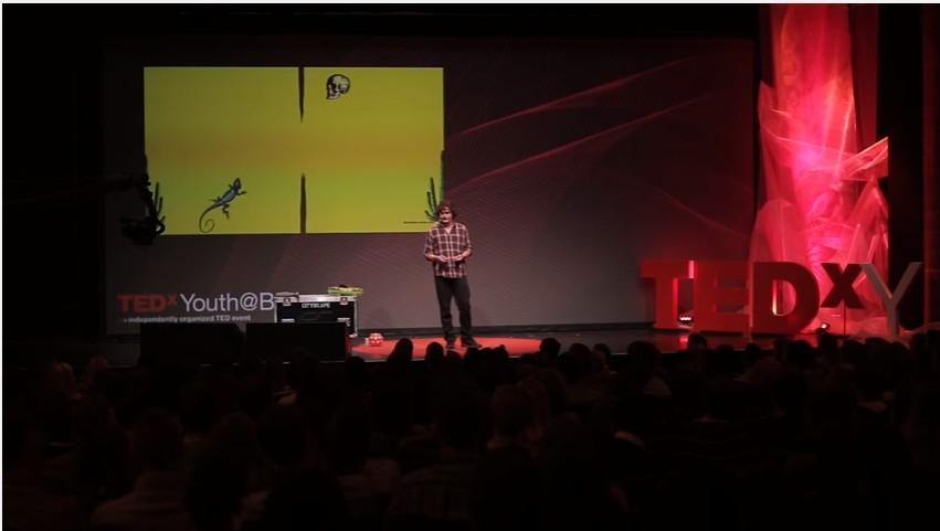 Térteremtés – TEDxYouth videó